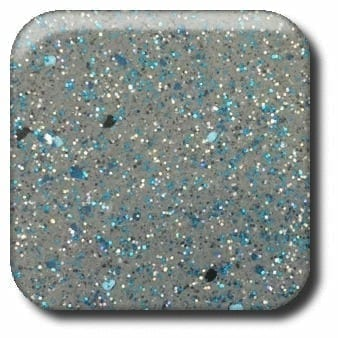 DIY POOLS MELBOURNE - POOL COLOURS - CRYSTAL GRANITE - DUSKY BLUE