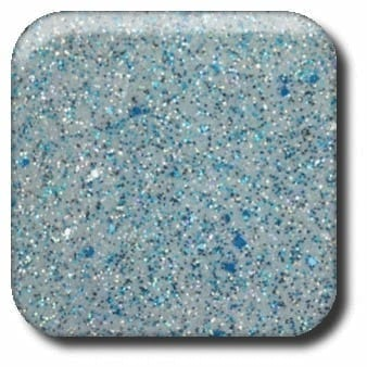 DIY POOLS MELBOURNE - POOL COLOURS - CRYSTAL GRANITE - MISTY BLUE