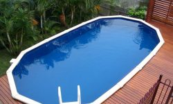 DIY POOLS MELBOURNE - Above Ground Pool - The Palm Cove