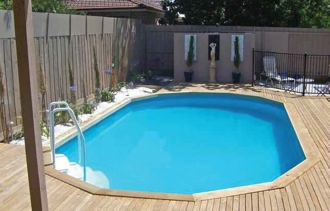 Above Ground Pool - The Tangalooma