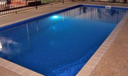 DIY POOLS MELBOURNE - FIBREGLASS POOLS - NIGHT PHOTO - THE DARLING