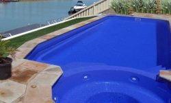 DIY POOLS MELBOURNE - FIBREGLASS POOLS - PHOTO - THE MONTAGUE 2