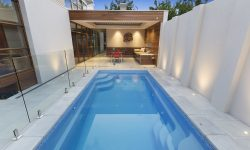 DIY POOLS MELBOURNE - FIBREGLASS POOLS - PHOTO - THE SAXBY - 5 M