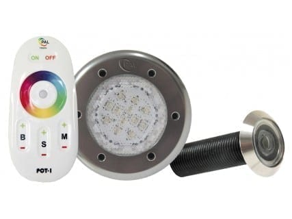 DIY POOLS MELBOURNE - POOL LIGHTS - Pal Lights Remote - Touch LED Pool Light Range