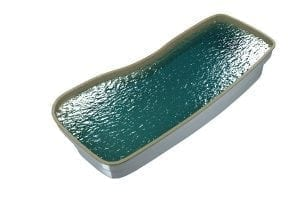 DIY POOLS - THE DIAMONDTINA - 3D Water Filled Pool - Front - SEQUINS HAWAIIAN SAND