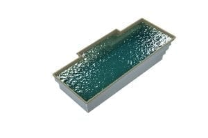 DIY POOLS - THE FLINDERS - 3D Water Filled Pool - Front -SEQUINS HAWAIIAN SAND