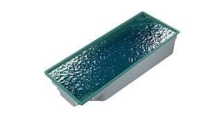 DIY POOLS - THE FRANKLIN - 3D Water Filled Pool - Front - SEQUINS AQUA MARINE