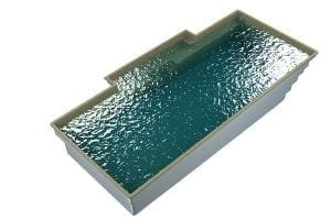 DIY POOLS - THE MARADONA - 3D Water Filled Pool - Front - SEQUINS HAWAIIAN SAND