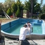 DIY POOLS - STEP 13 - Swimming Pools Backfilling