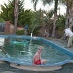 DIY POOLS - STEP 14 - Swimming Pools Filling