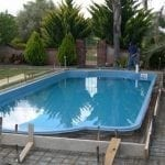 DIY POOLS - STEP 15 - Swimming Pools Steel Beam