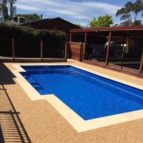 DIY Pools Melbourne Coping Pavers / Tiles Display 3