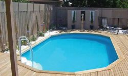 DIY POOLS MELBOURNE - Above Ground Pool - The Tangalooma