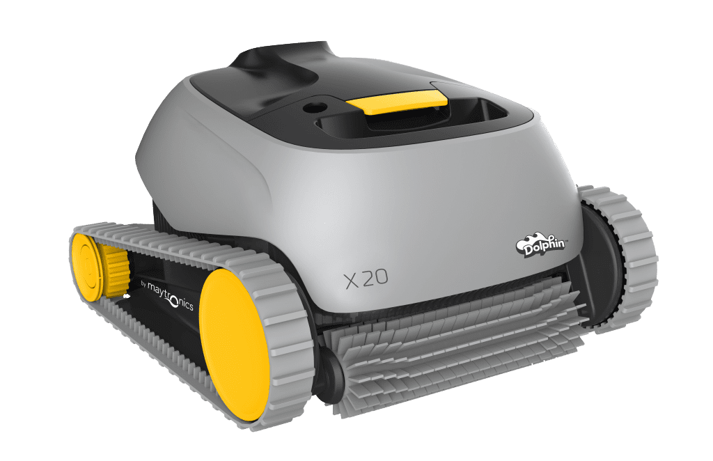 Dolphin X Series Pool Cleaners from DIY POOLS Melbourne - Dolphin X20 - Large