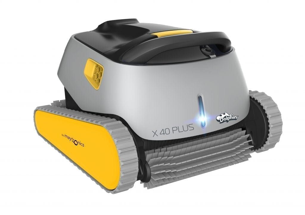 Dolphin X Series Pool Cleaners from DIY POOLS Melbourne - Dolphin X40 PLUS - Large